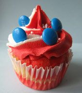 Patriotic Cupcake Ideas for July 4th