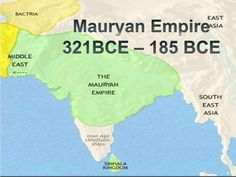 It was during Mauryan Empire that political unity was achieved for the first time in India. Mauryan Empire is considered to be one of the most important for the political development for coming years. India World Map, Bodh Gaya, Upsc Civil Services, Empire, Central Government, Code Of Conduct, History Of India, Iron Age, Times Of India