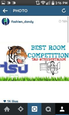 Tennessee State University Best Dorm Room Competition Part 66