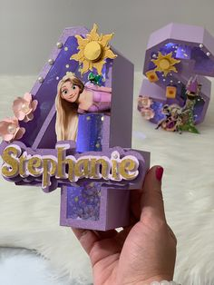 Rapunzel Birthday Party, Colorful Birthday Party, Birthday Parties, Diy Cake Topper, Cake Toppers, Birthday Decorations, Baby Shower Decorations, Diy Crafts For Gifts, Paper Crafts