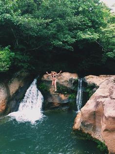 sydneyleannee:  adventured on horses through a jungle and came across this place