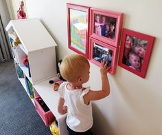 7 Budget Friendly Tips for Decorating Kids Spaces Baby Playroom, Playroom Organization, Playroom Ideas, Play Spaces, Kid Spaces, Toddler Rooms, Kid Rooms, Home Daycare, Playroom Design