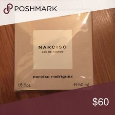 Narciso perfume 1.6 fl oz Never used Narciso Rodriguez Other