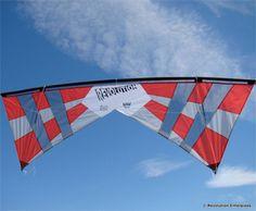 $399.99 Revolution B-2 Vented Quadline Kite