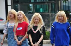 150828 MYB arriving at Music Bank by @KpopMap #musicbank, #kpopmap, #kpop, #myb, #kpopmap_myb, #마이비