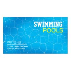 Swimming pool service business cards pinterest pool service swimming pool service business cards pinterest pool service business cards and business colourmoves