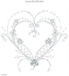 Heart Pattern.