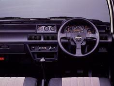 1988 Nissan March R