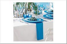 Blue Wedding Ideas  #reception