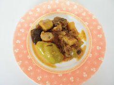 Συνταγές από το Σεντούκι της Γιαγιάς: Τουρλού (μπριάμ κατσαρόλας) Beef, Food, Meal, Essen, Hoods, Ox, Meals, Eten, Steak