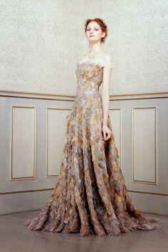 Rami-Al-Ali, Al-Ali, John-Everett-Millais, Ophelie, Shakespeare, sexy, Rami-Al-Ali-couture, printemps-ete, spring-summer, womenswear, mode-f...