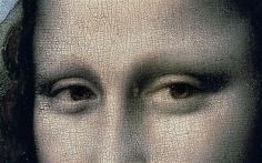 Mona Lisa painting 'contains hidden code' Art historians are probing a real life Da Vinci Code style mystery after discovering tiny numbers and letters painted into the eyes of the artist's enigmatic Mona Lisa painting. Mona Lisa, Narcissistic Victim Syndrome, Eye Function, Unexplained Mysteries, Strange History, Realistic Drawings, Yin Yang, Macabre, Great Photos