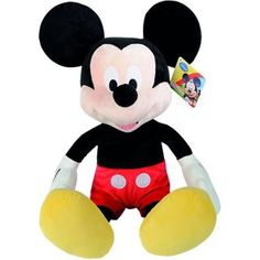 Λούτρινο Κουκλάκι Mickey (75cm) (Μεγάλος) Disney (Κωδ.627.142.066)