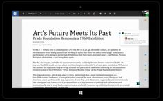 MS Word Touch / Microsoft