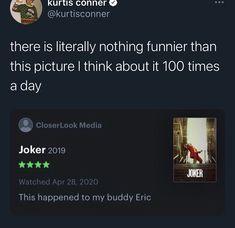 Tumblr Funny, Funny Memes, Hilarious, Joker Watch, Random Stuff, Funny Stuff, Rawr Xd, Quality Memes, Thought Process