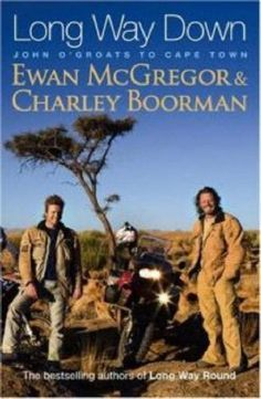 I love this Netflix video series of 10 segments: Long Way Down - Ewan McGregor & Charley Boorman. 50,000 mile motorcycle trip from Scotland to South Africa.