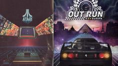 Uzicopter: 80s Inspiration by Signalnoise