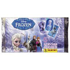 Disney Frozen Panini fotokaartjes