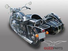 Moto Guzzi Ambassador Sidecar