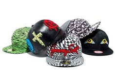FLY FASHION SIGHTING: NEW ERA COLABS WITH JEREMY SCOTT FOR 2013 WINTER HAT COLLECTION