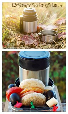 10 Thermos Ideas For a Healthy Lunch - How you can send hot or cold food to school! http://www.superhealthykids.com/10-thermos-ideas-for-a-healthy-lunch/