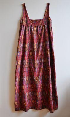Ilana Kohn - Multi Ikat dress