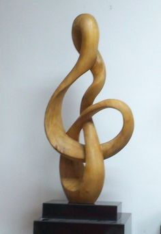 wood sculpture art | ... Products » Sculpture » abstract modern wood sculpture,wood carving