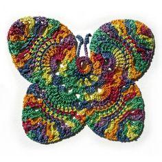 I love this!       ♪ ♪ ... #inspiration_crochet #diy GB