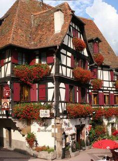 obernai / Zum Schnogaloch    Alcase, France                                                   …