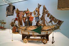 Arthur Bispo do Rosario, Esposizione The Keeper, New Museum, New York, 2016
