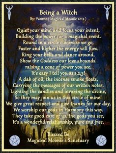 Magickal Moonie's Sanctuary FB page