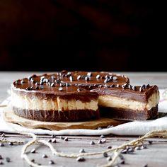 Torta Sacher Senza Cottura - 180°C di Dolcezza Pasta E Fagioli, Biscotti, Tiramisu, Cheesecake, Ethnic Recipes, Desserts, Food, Cakes, Vegans