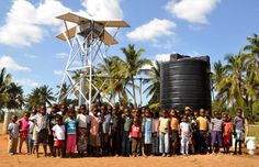 There is a new way to bring safe drinking water to developing nations. Designers have created the water pump of the future that is solar powered and can be built by anyone   NSP Solar Pump By  Pumpmakers   #solar #greendesign #sustainable #water #pump