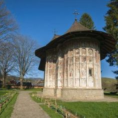 Humor Monastery in Bukovina