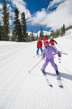There's still almost 10 left in Learn to Ski and Snowboard Month. Fresh snow in the east. Get out there this weekend!