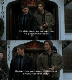 supernatural quote