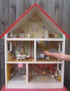 sewpony: The Dollhouse!!