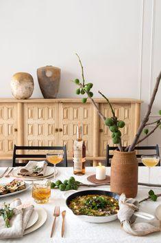 Basil Hayden Roasted Radishes, Communal Table, Bourbon Drinks, Different Seasons, Interior Photography, Step Inside, Fresh Herbs, Interior Design Inspiration, Interior Styling