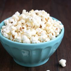 Homemade Kettle Corn by @Tracey Wilhelmsen (Tracey's Culinary Adventures)