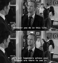 how i met your mother Series Movies, Movies And Tv Shows, Tv Series, Bad Day Quotes, Nice Quotes, Netflix Quotes, How Met Your Mother, Mothers Friend, Robin