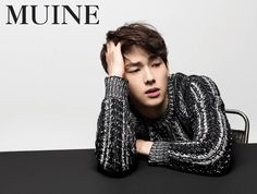 Siwan - Muine Magazine August Issue '14