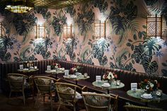 Exotic aesthetics run riot through San Francisco oyster bar that has decadence of the golden age at heart...