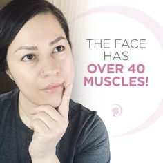 Why you should practice Face Yoga... Face Yoga Exercises, Facial Yoga, Yoga Routine, Yoga Fitness, Yoga Poses, Muscle, Muscles