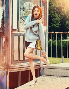 LEE SUNG KYUNG | PERCHE 2015 S/S