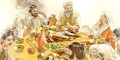 Religious Images of Passover feast Passover Greetings, Passover Feast, Passover Recipes, Kingdom Of Heaven, The Kingdom Of God, Happy Passover Images, Joseph Of Arimathea, Book Of Exodus, Early Church Fathers