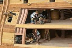 Image result for hms victory interior
