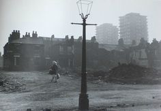 Manchester and Salford photographed by Shirley Baker, 1960s