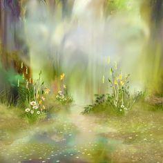 fairies, gnomes & elves