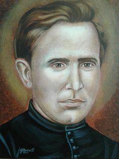 Saint Damien of Molokai Religious Priest Missionary