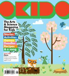 OKIDO :: arts + science magazine for kids